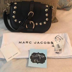Marc Jacobs Studded Navigator Crossbody